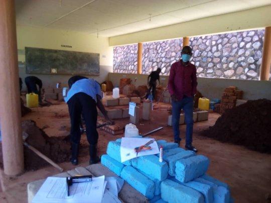 Brick Laying Exams