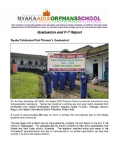 Nyaka Graduation Report (PDF)