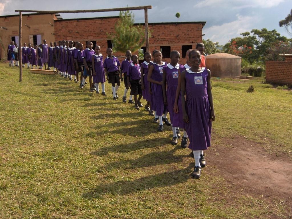Nyaka students