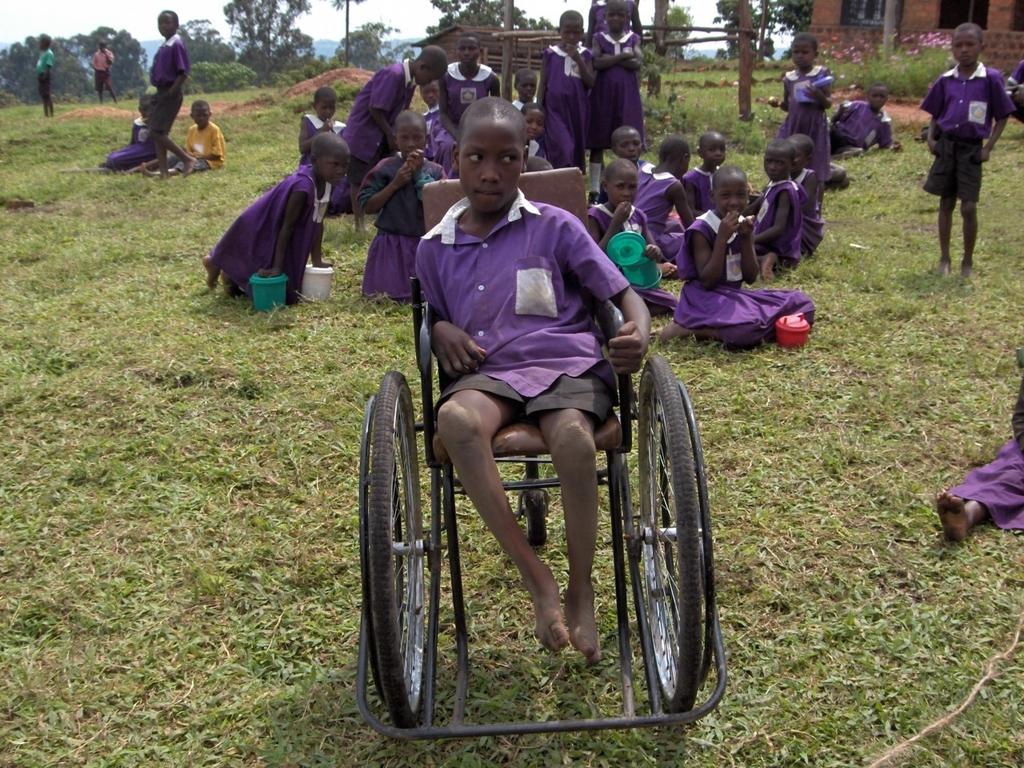 A Nyaka Student