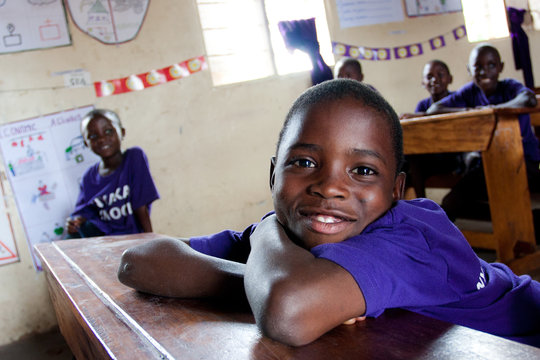 Provide Education to AIDS Orphans in Rural Uganda - Give Support