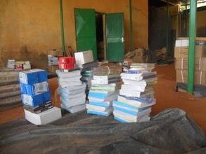 School supplies we will be using for the camps
