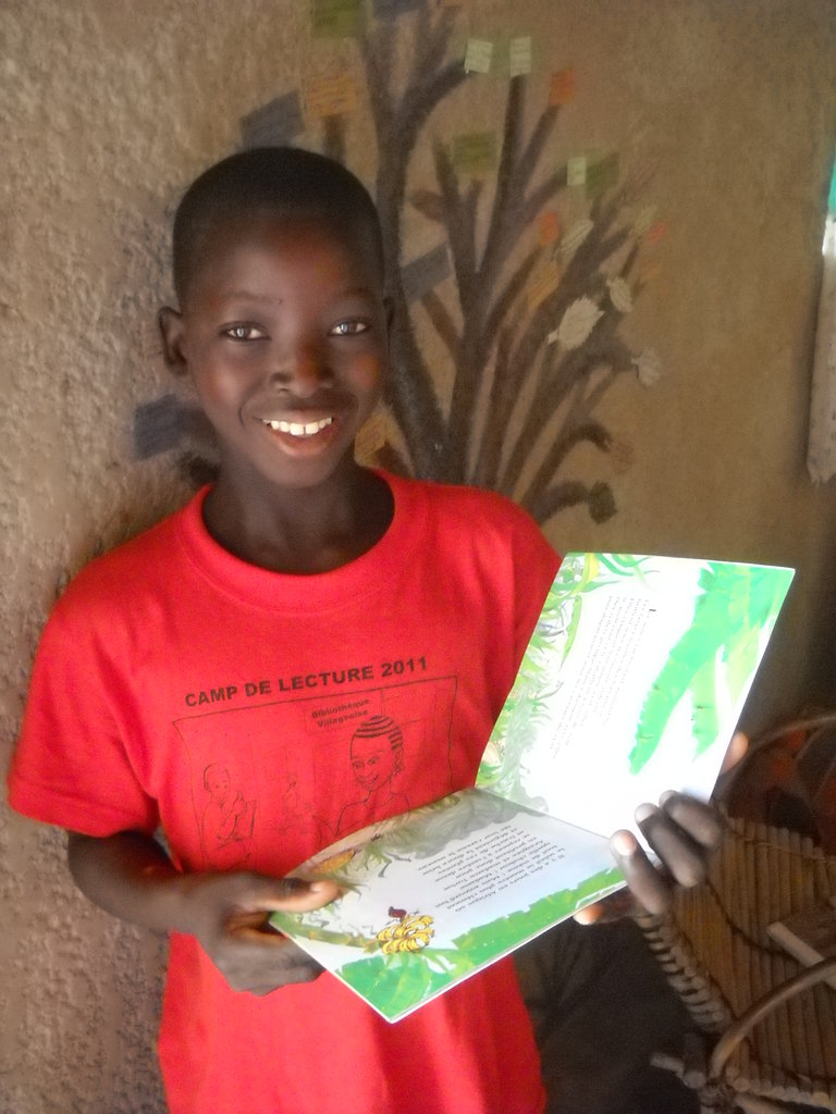 Help 300 Students Learn to Read in Burkina Faso