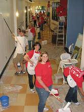Volunteering at Children's Relief Nursery