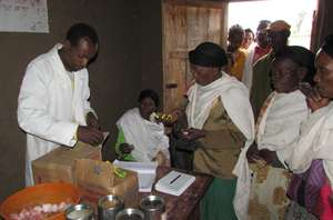 Treatment Kit Distribution