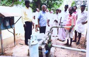 MR.CHINAKALIAPPAN (FIELD OFFICER) EXPLAINED
