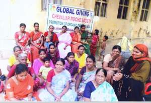 CONTINUOUS TRAINING FOR WOMEN FARMERS