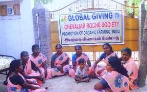WOMEN FARMERS BRAIN STORMING  SESSION