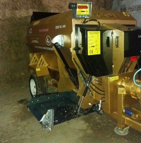 Fodder Machine