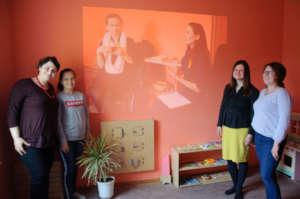 Montessori Children's Club Team in Tiraspol