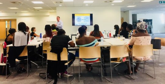 UK Entrepreneurship Training