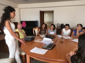 BeeArt Training in Yerevan