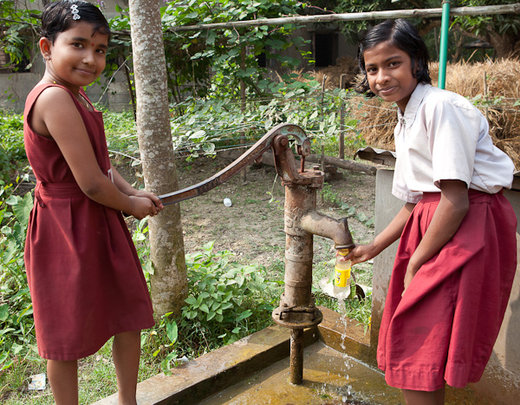 Safe Drinking Water For 200 People in India
