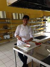 Carlos, Tronadora scribe