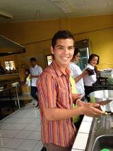Luis, Tronadora scribe