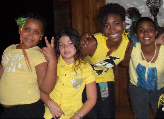 Island Girl Swagg 2012