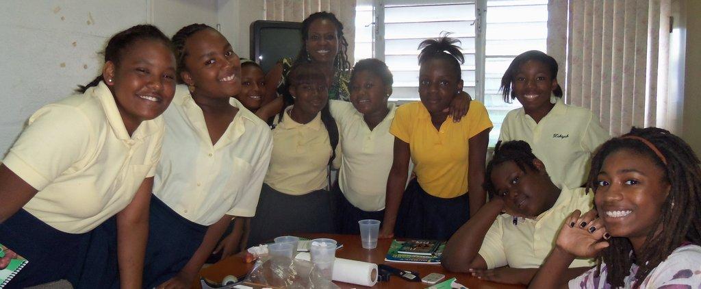 Sisterhood Mentoring Group February 2012