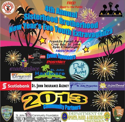 New Year's Eve Youth Extravaganza