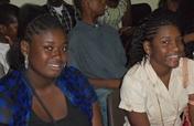 Sisterhood mentoring for 30 girls in St. John