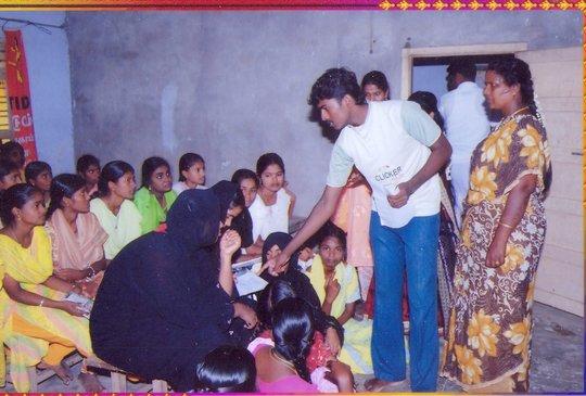 Computer, Net Training rural women development