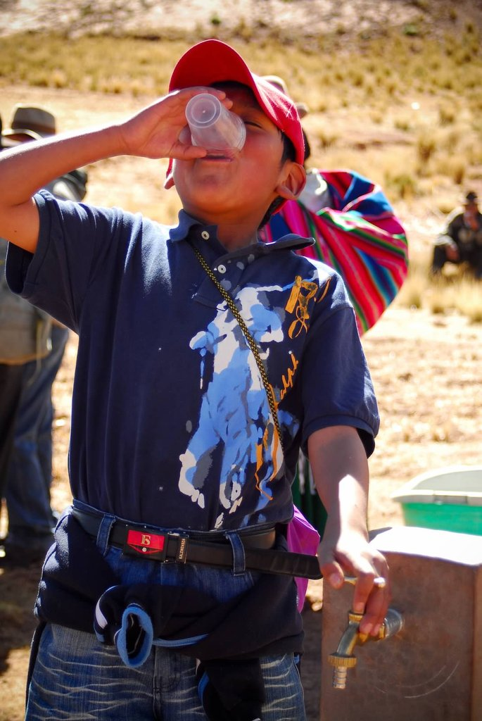 Essential Water Projects for Bolivians