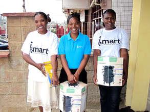 The iSmart Girls