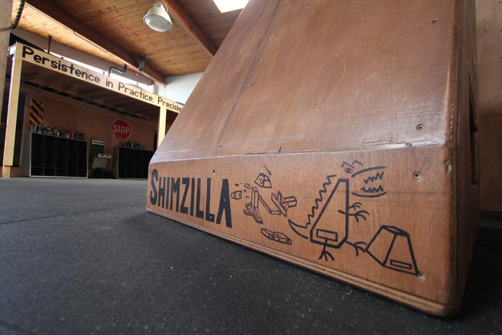 New box: Shimzilla