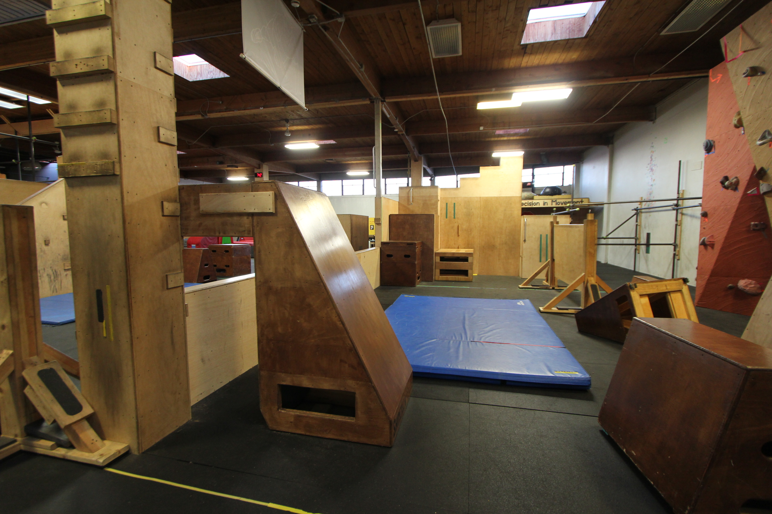 Photos From Parkour Visions