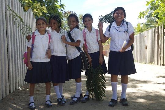 Education Center for 100 At-Risk Honduran Youth