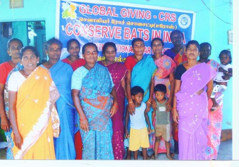 Awareness camp at Nandagopalapuram