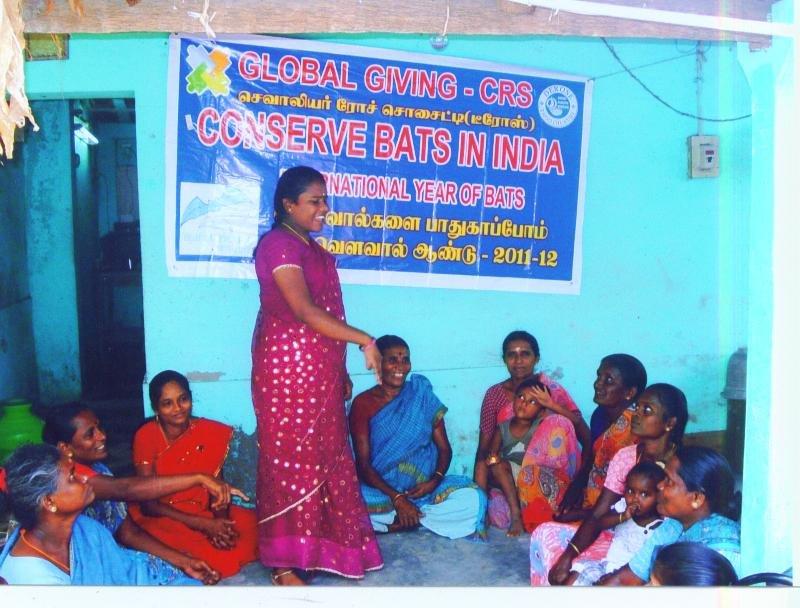 Awareness camp at Sottaiyanthoppu