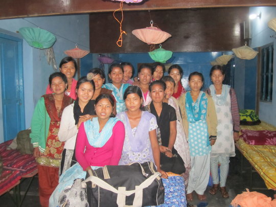 Chakma Girls