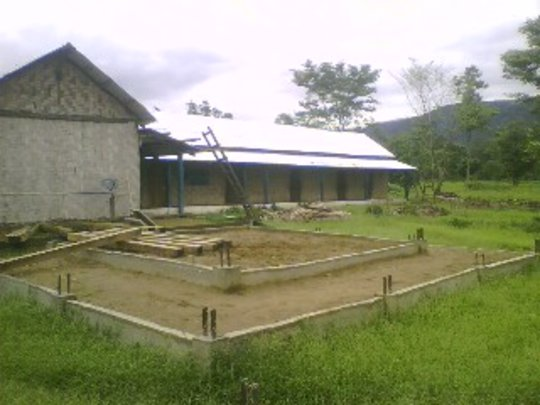 Building the School in Arunachal Pradesh