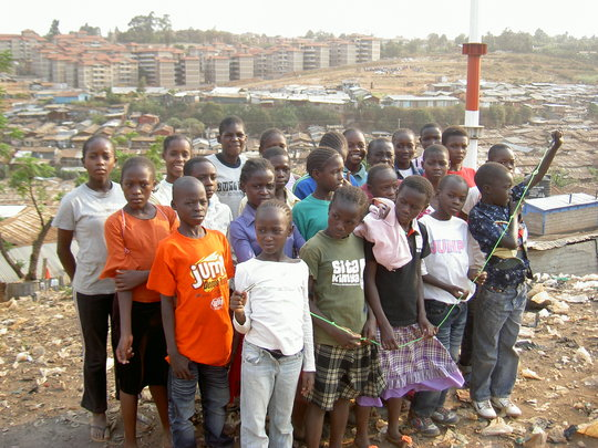 Empower Kibera Youth Through Jump Rope