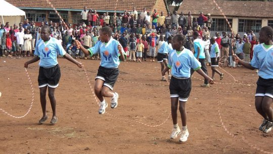 Empower Kibera Youth Through Jump Rope