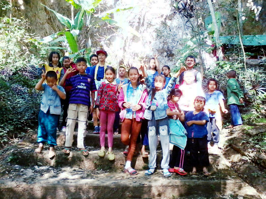 Adventure at Tham Luang cave.