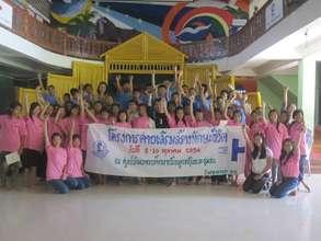 End of October Camp Celebration