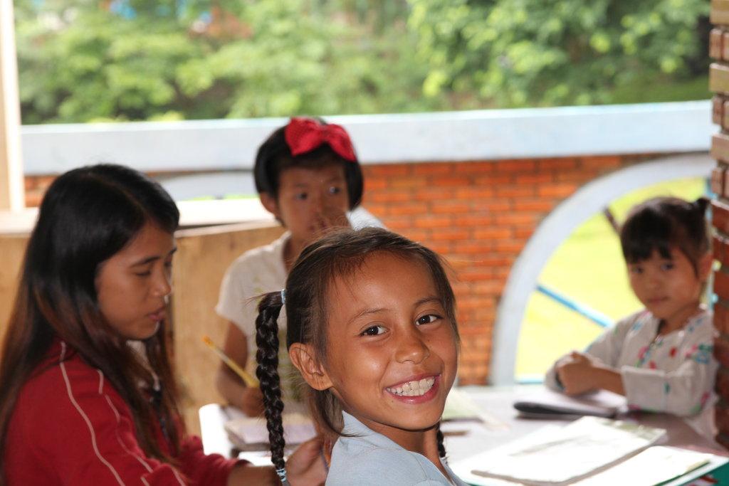 Send 70 At-risk Children to School in Thailand