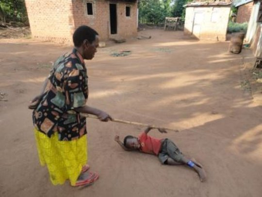 Child Abuse Must Be Stopped -Uganda