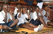 Empower war-affected children in Liberia