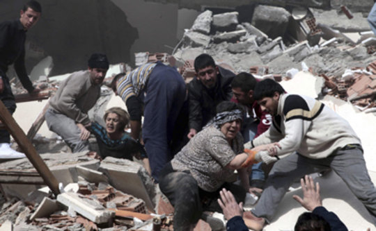 Help Survivors of Turkey's 7.2 Earthquake