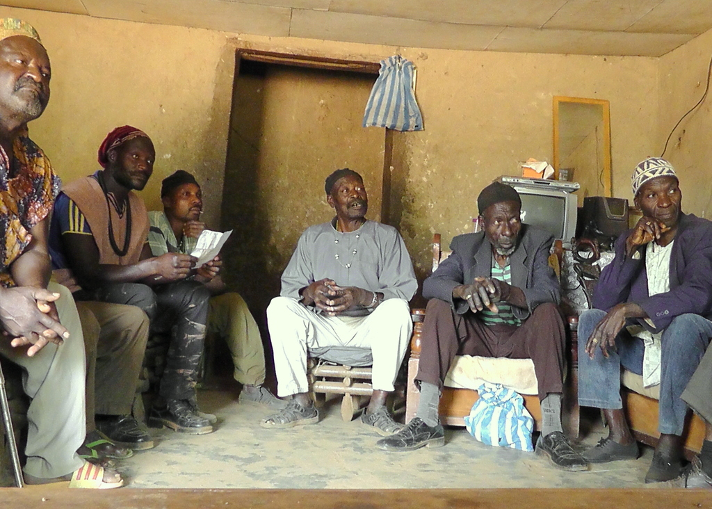 Training traditional healers in rural Northwest