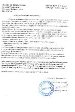 Letter from Mora (PDF)