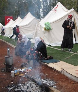 Turkey Earthquake Emergency Fuel Relief