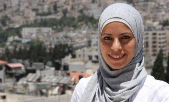 Meet Sahar Dweikat