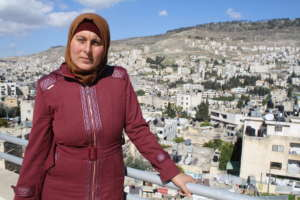 Manar's enterprise funds her daughter's education.