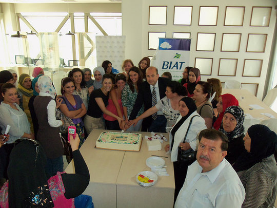 WEL participants celebrate successful training