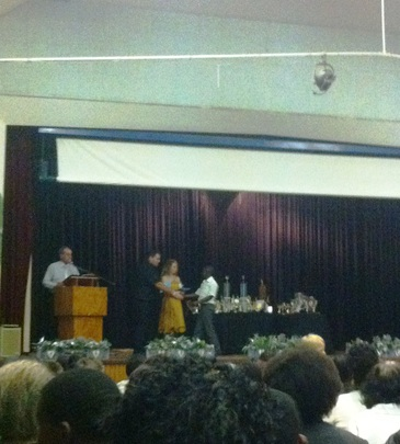 SO PROUD of our boys at their school prize giving!