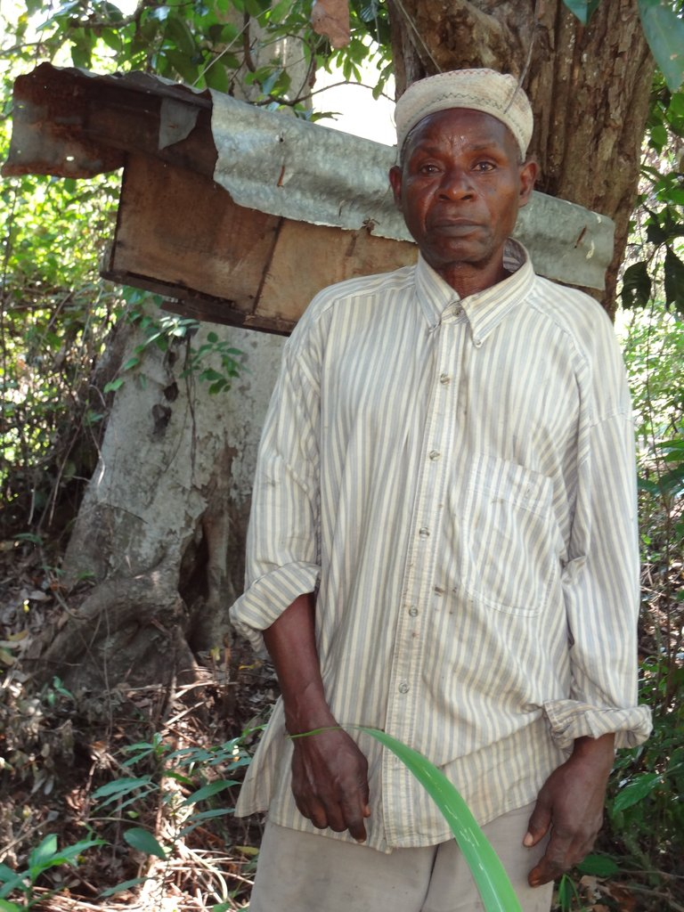 Beekeeping to Conserve Tanzania's Rainforest