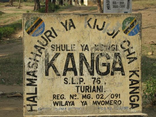 Welcome to Kanga
